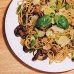 Pasta Pesto Recipe