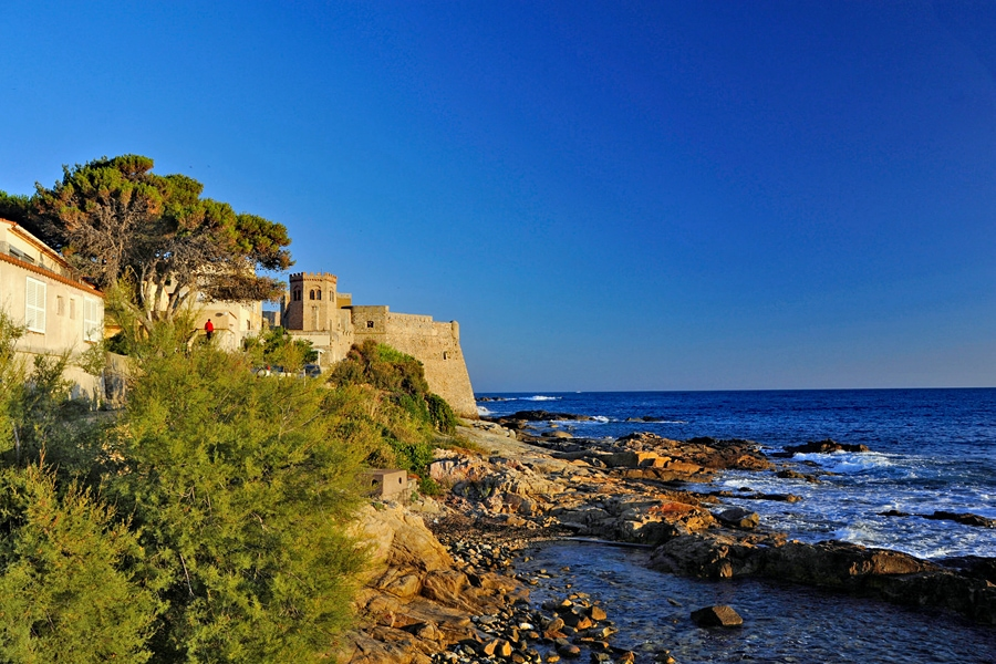 Algajola Citadel, Balagne, Corsica