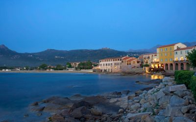 Exploring Algajola and the villages of the Balagne, Corsica