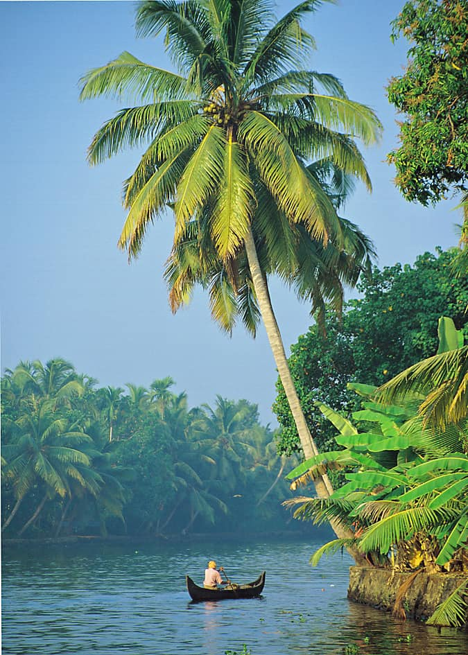 Kerala backwaters, one of my favourite memories from a two week Kerala Tour