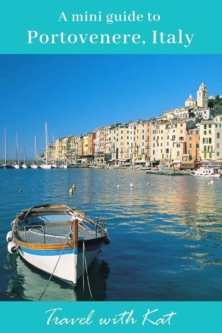 A mini guide to Portovenere, Italy #Portovenere #Liguria #Italy