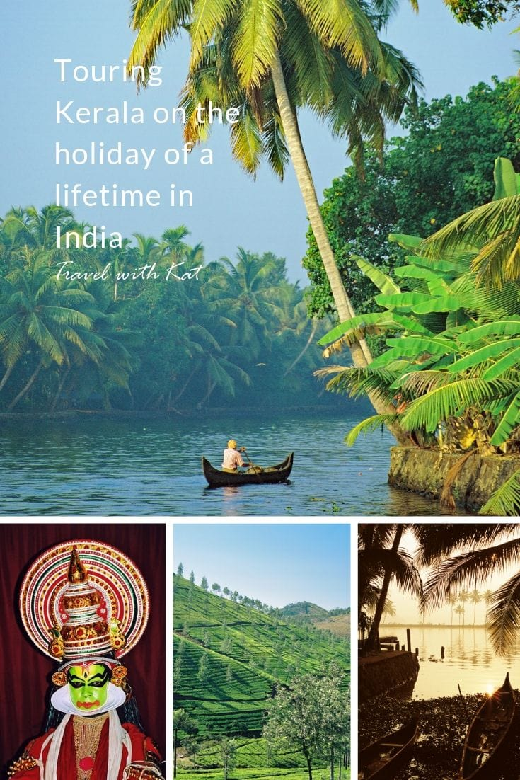 Touring Kerala, India