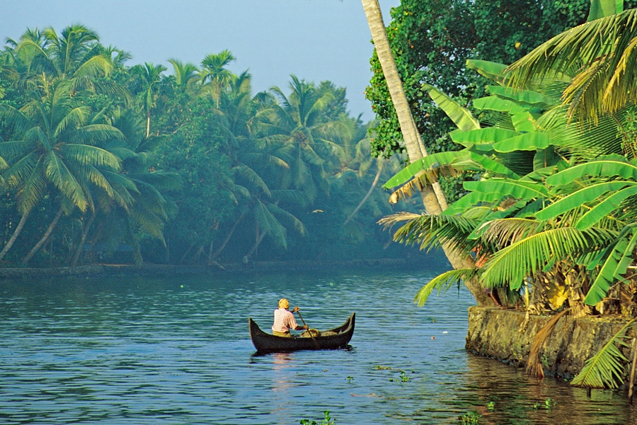 Exploring Kerala, on and off the beaten track