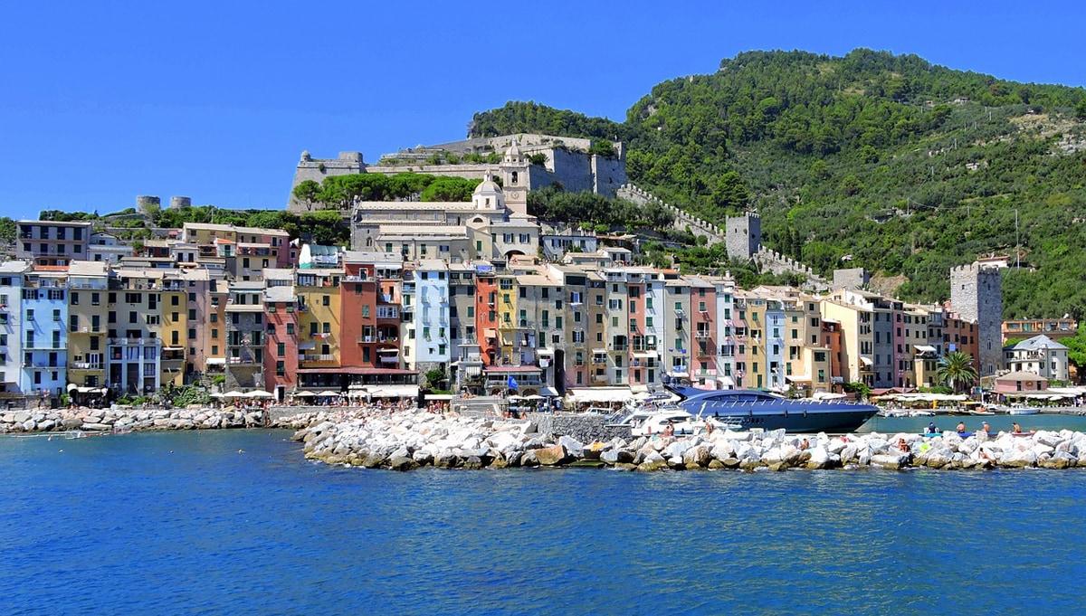 Porto Venere, Liguria, Italy