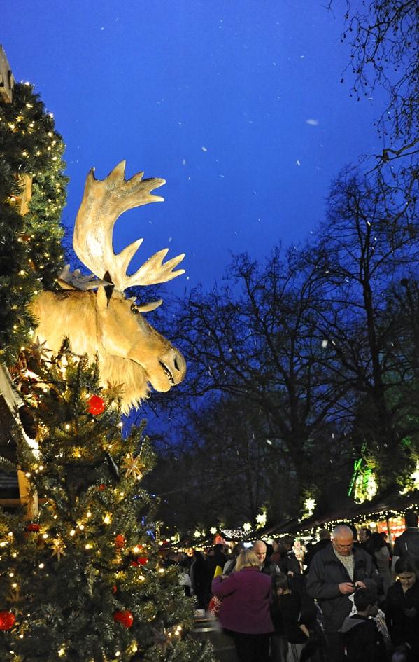 Winter Wonderland Hyde Park