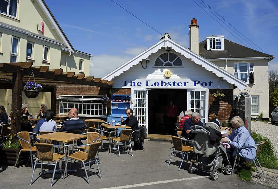 The Lobster Pot, the best restaurant in Bognor Regis, West Sussex