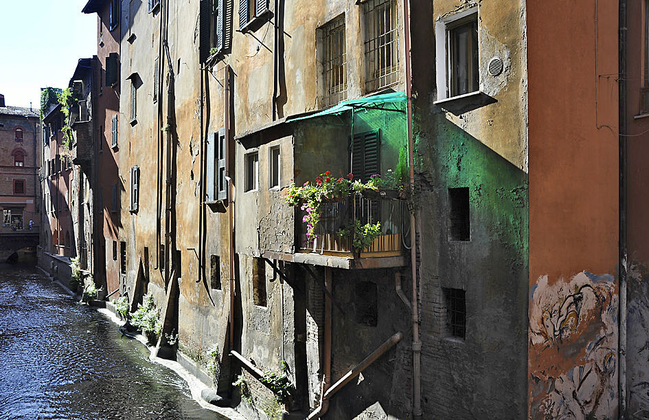 Uncovering the secrets of Bologna, Italy