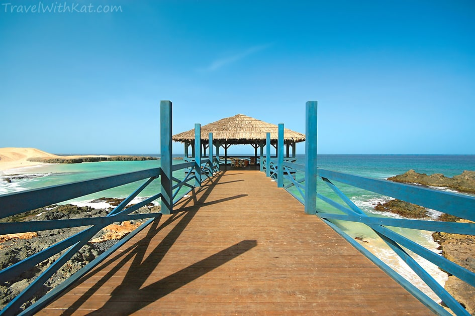 Marine Club, Boa Vista, one of my favoutie places to stay in Cape Verde