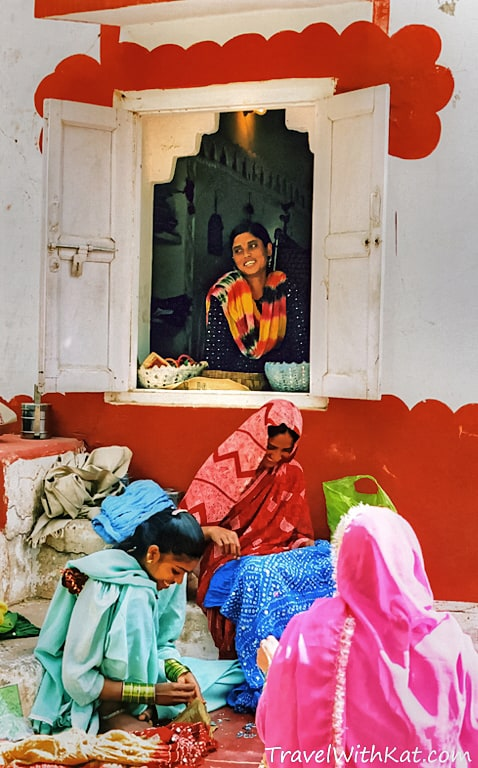 Women's co-op, Rajasthan, India