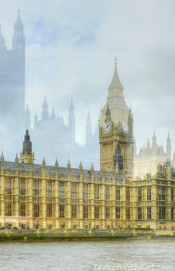 Big Ben and the Houses of Parliment, London