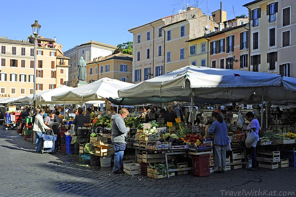 The best food walking tour in Rome