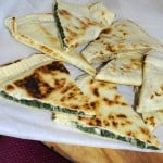 Piadina and crescione recipe