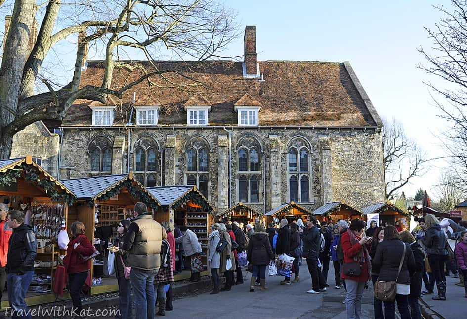 Winchester's Christmas Market