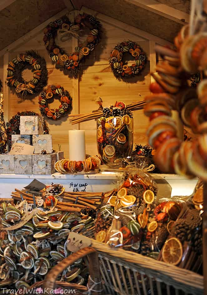 Christmas Wreaths, christmas markets