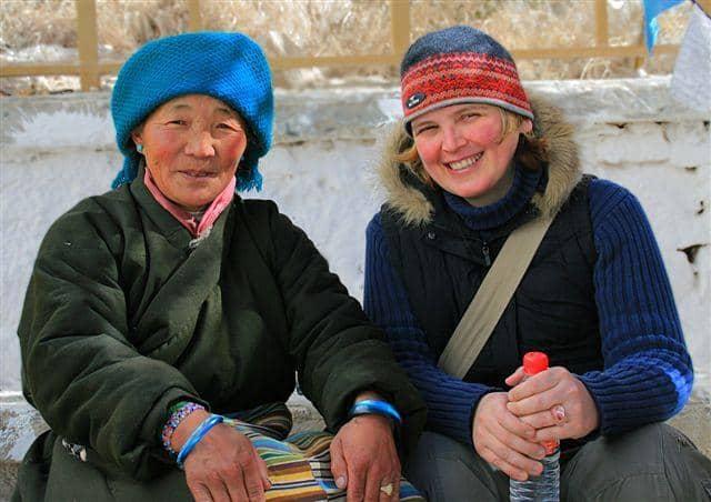 Tara in Tibet