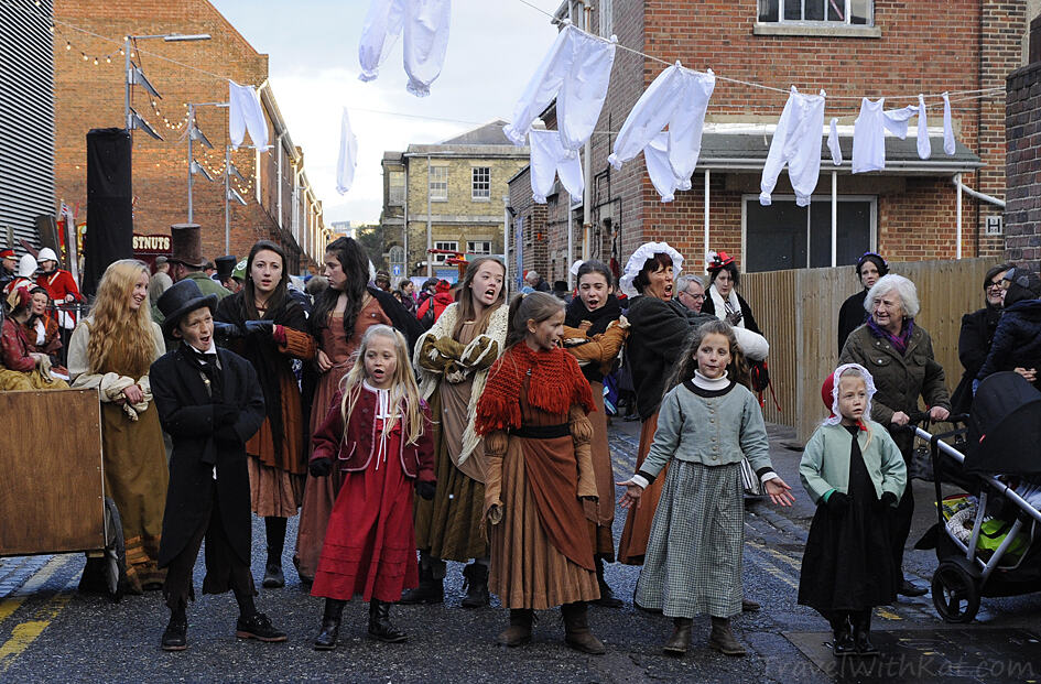 A Victorian Christmas Festival