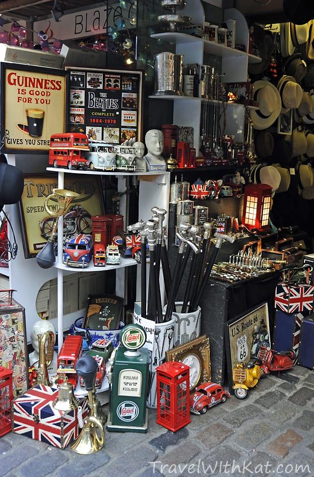 Brit shop