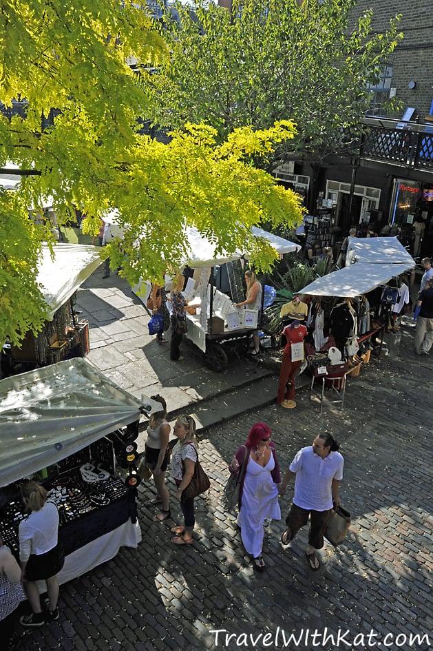 Camden stalls