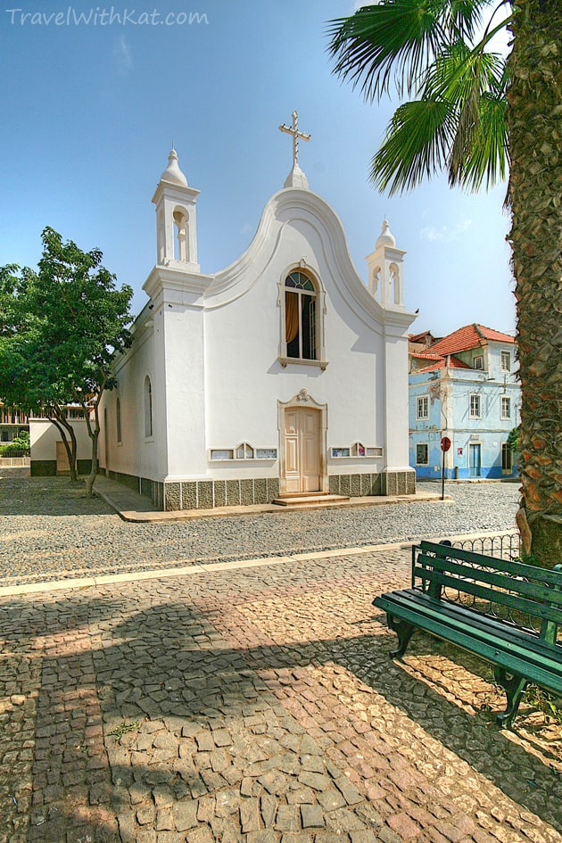MIndelo church, Sao Vicente, Cape Verde