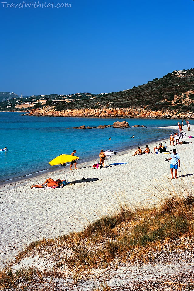 Palombaggia beach, Southern Corsica