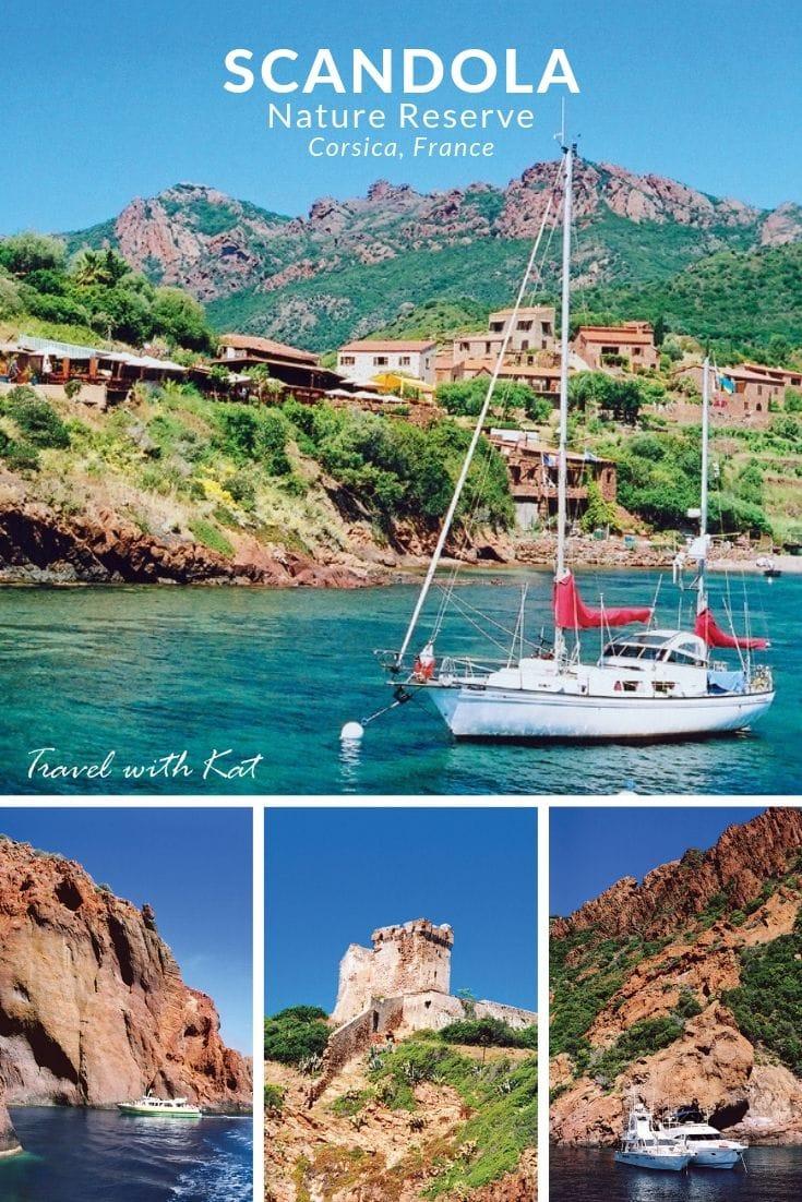 Scandola Nature Reserve, #Corsica, #France #ClimateChange #Nature