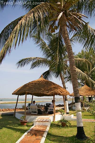 Calypso beach bar #FriFotos, romance