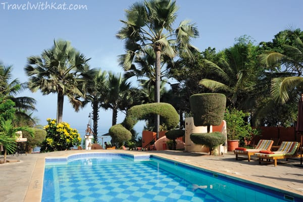 Ngala Lodge swimming pool #FriFotos