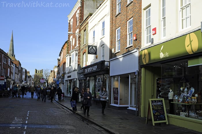 qaulity food shop in Chichester