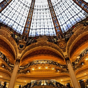 27 Galeries Lafayette dome