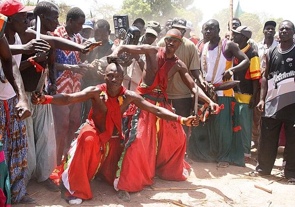 Jola Festival # BlogGambia