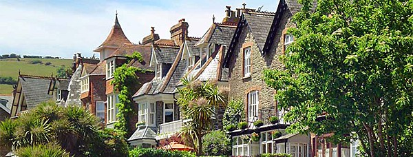 Lynton, Devon, England