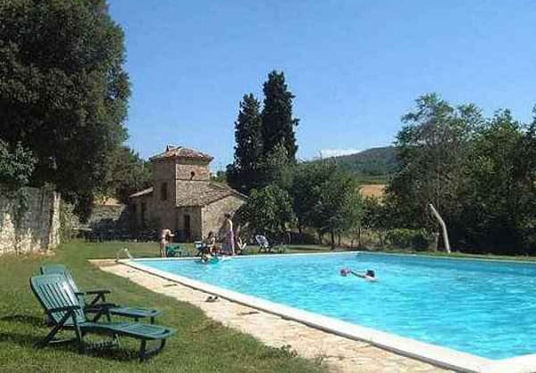 Todi Farmhouse Rental in Umbria Italy