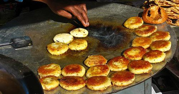Guide to Indian street food