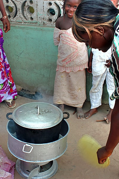 Community stoves
