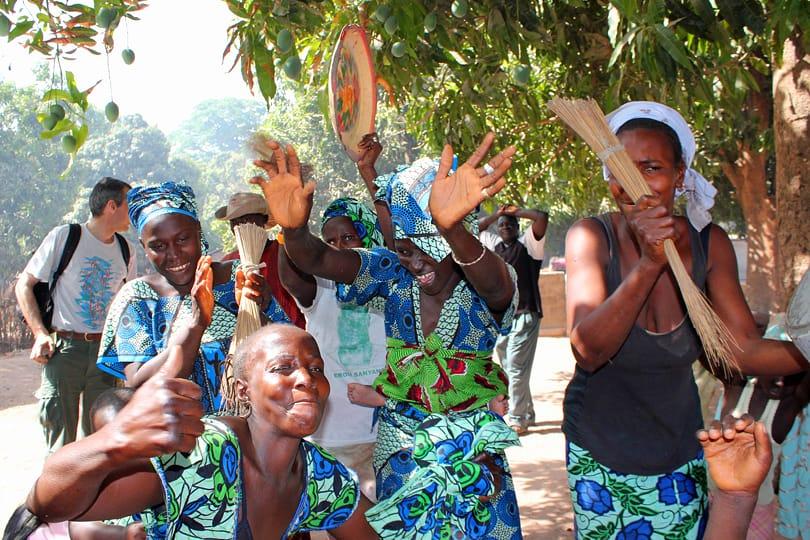 Light up a village – Solar power spreads across West Africa