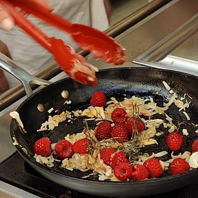 chicken and raspberry recipe