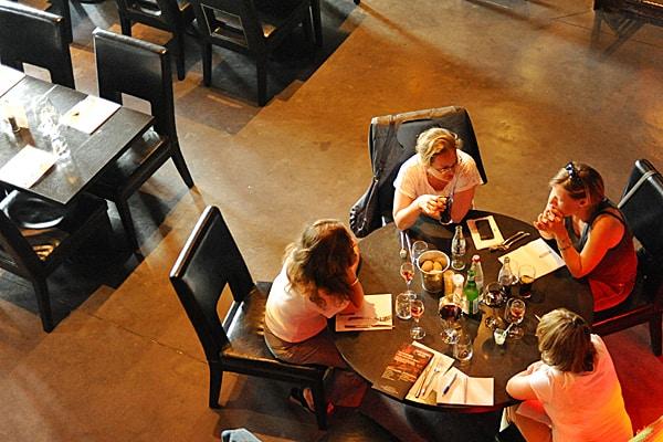 La Fonderie restaurant Roubaix, Lille