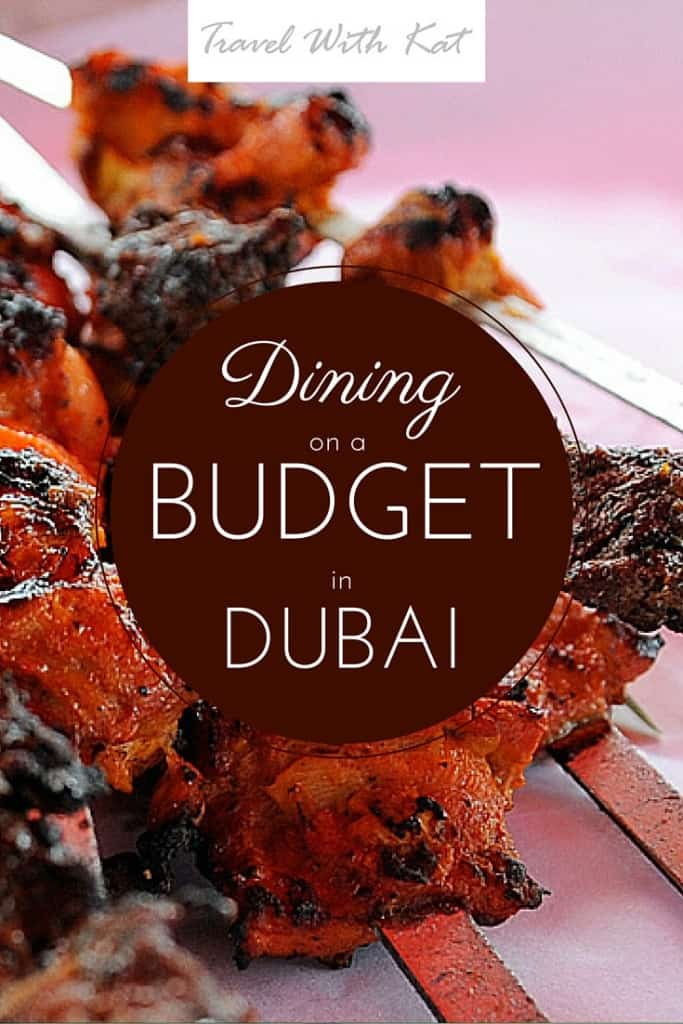 A guide to dining on a budget in Dubai