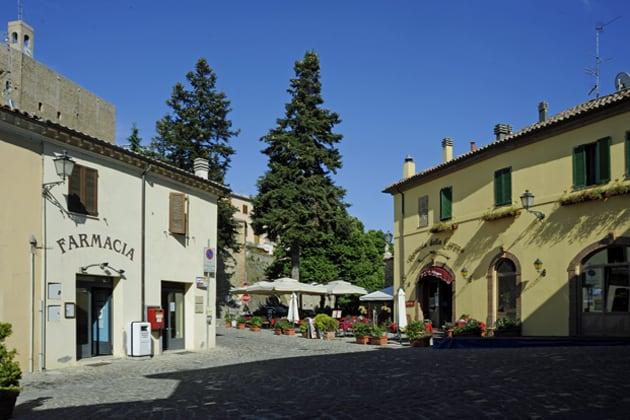 Gemmano, Rimini