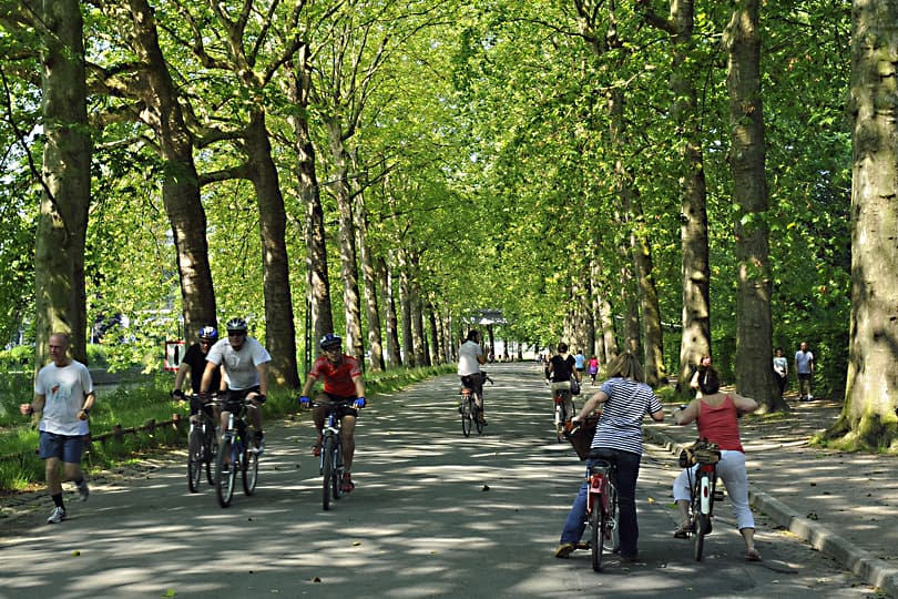 Lille cycling tour
