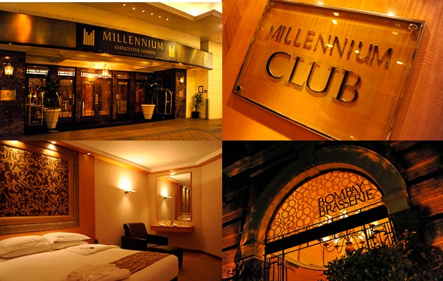 Millenium Gloucester Hotel review, South Kensington London