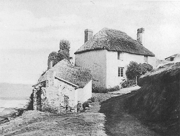 Paington Cottage 1900