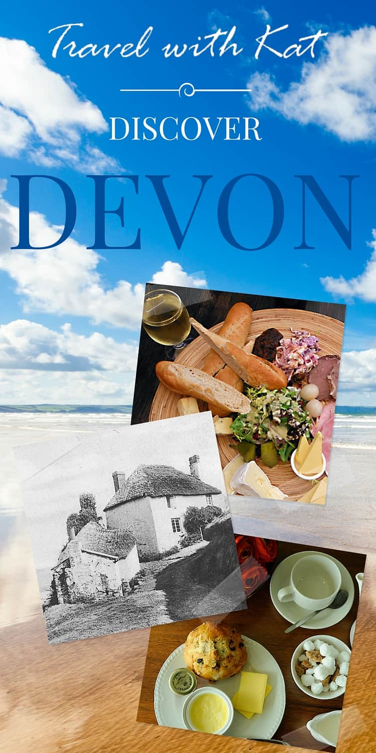 Discover Devon - Chocolate box cottages, cream teas and cider - follow the link to discover more