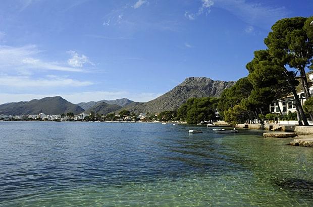 Porto Pollensa bay, Mallorca