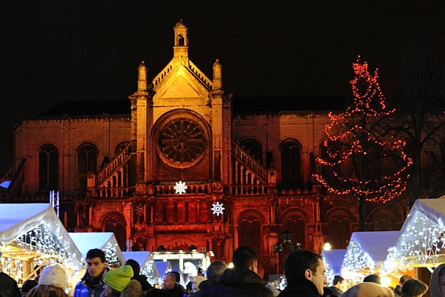 Brussels' Christmas markets
