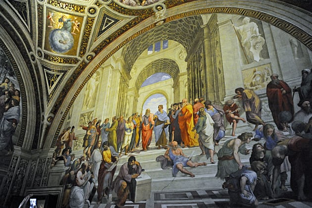 The Vatican Museum, one of my top ten must-see places in Rome