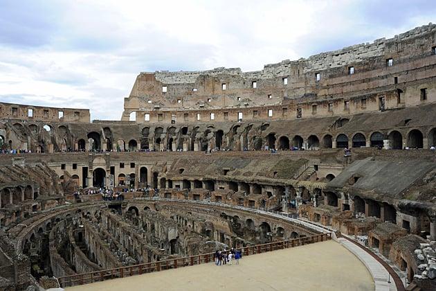 City break to Rome
