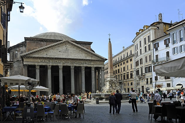 city breaks to Rome, Pantheon