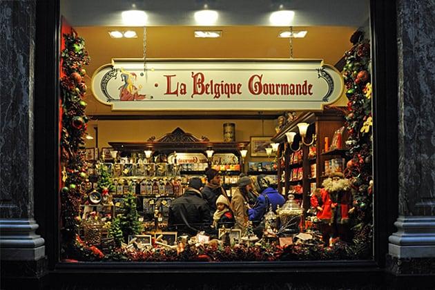 Le Belgique Gourmande