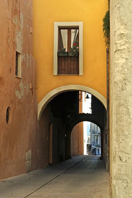 Cagliari old town